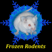 Frozen Rodents